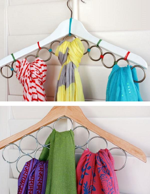 creative ideas - Closet organizer (3)