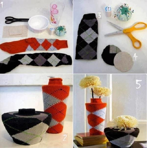 creative ideas - socks (4)