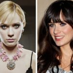 10 celebs who became more distinct with dark hair